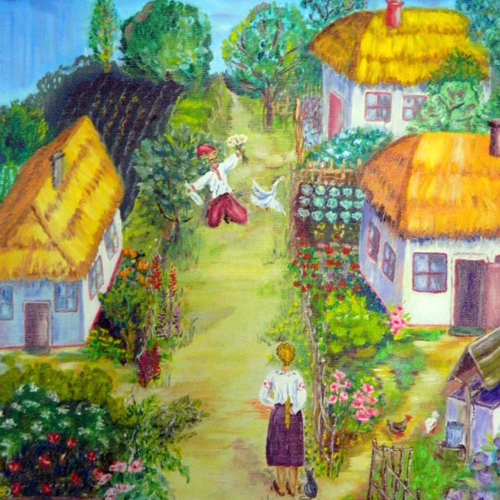 картина-украинская-тема