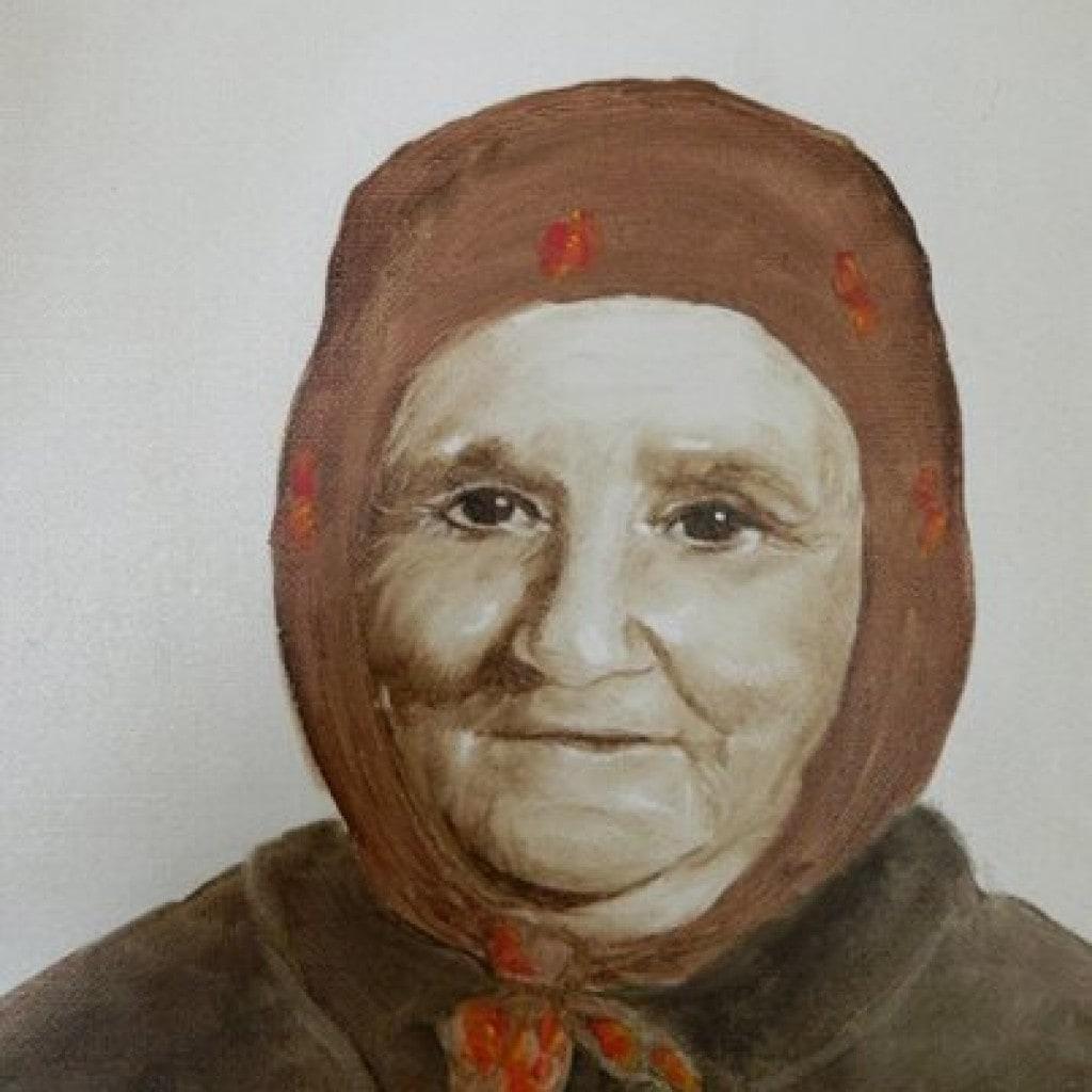 портрет-маслом