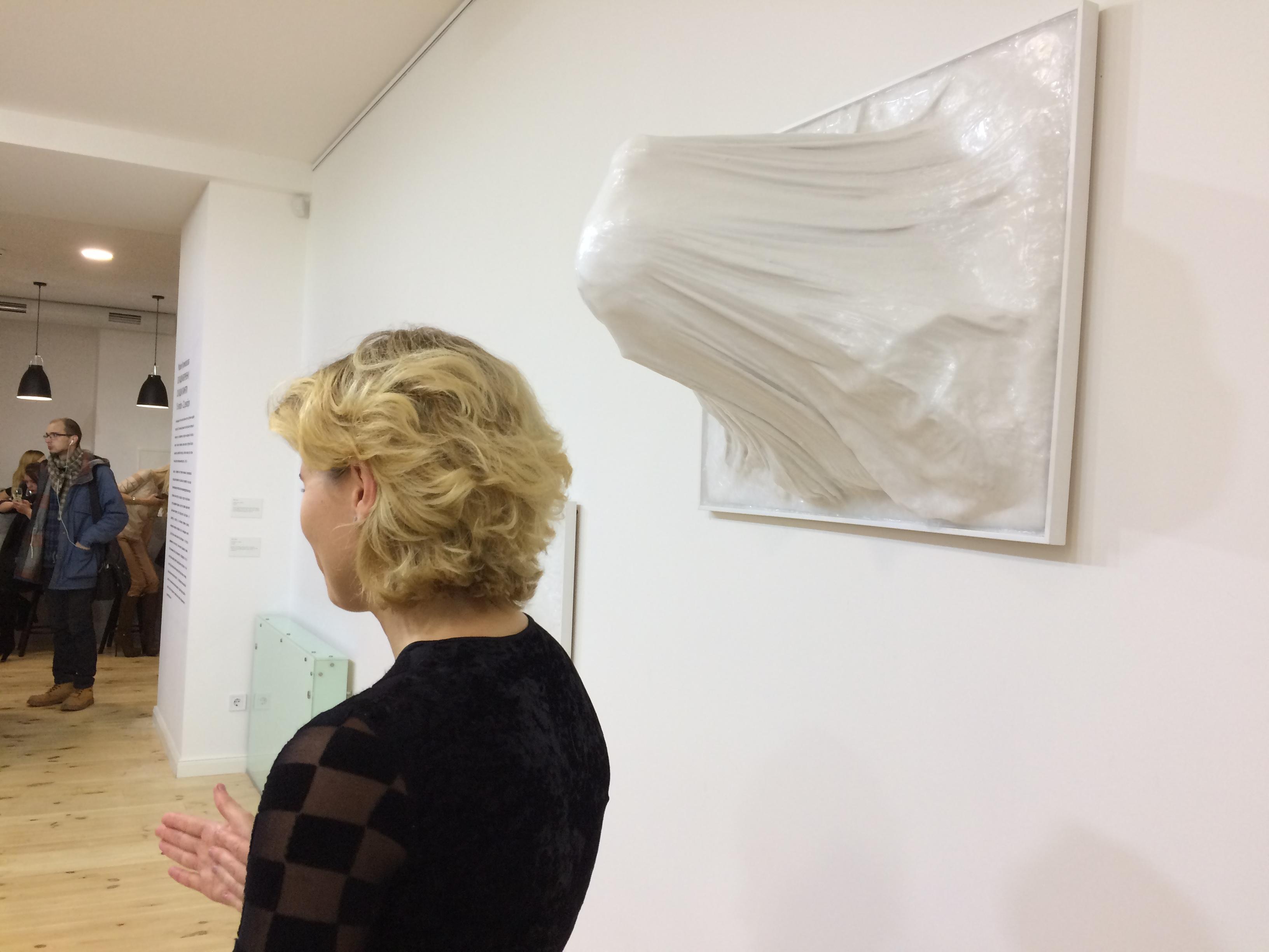 скульптура и автор
