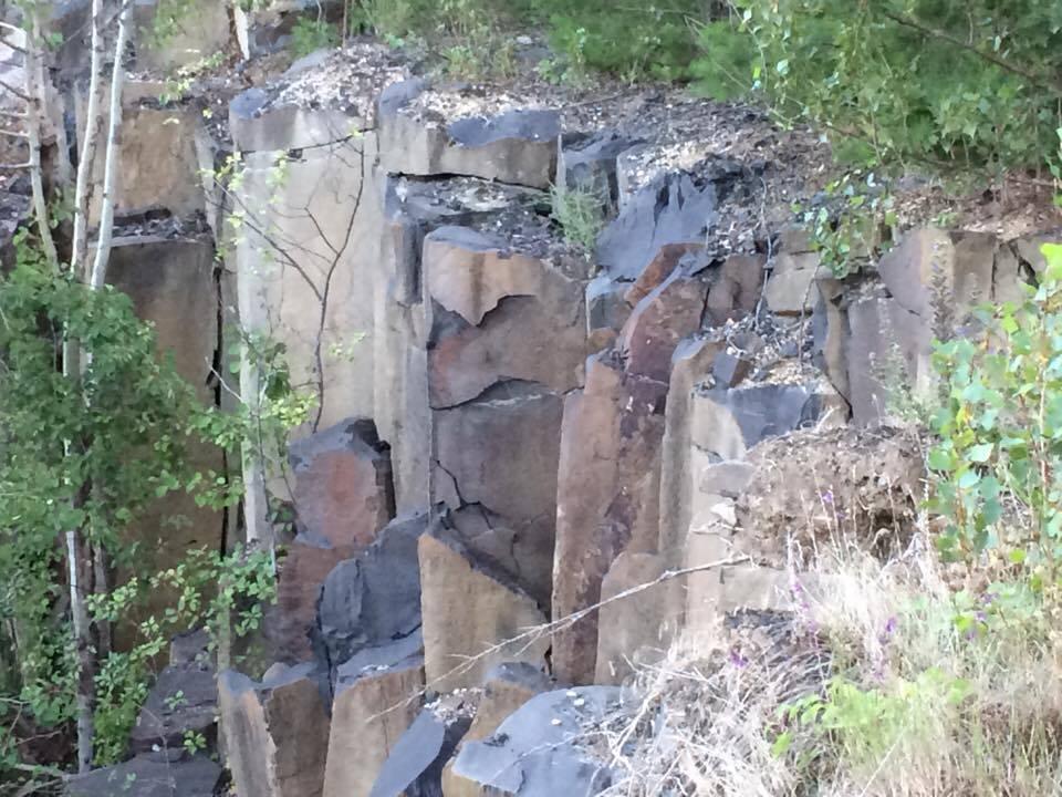 базальтовые-столбы